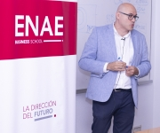 D. Manuel Alonso, Co-Director del Máster en Dirección Comercial y Marketing de ENAE